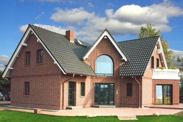 Reken Architektur Ziegelstein